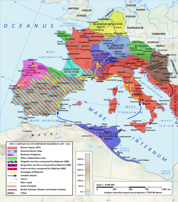 Cartina Italia Romana.Mappe Storia D Italia